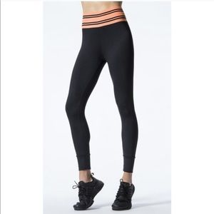 Olympia Activewear Jet High Waisted Vix Leggings S